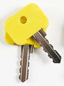 Huvudnyckel Gul